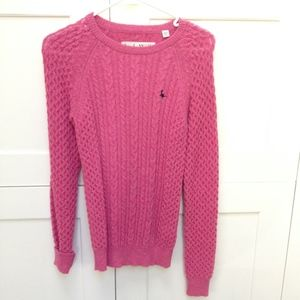 Jack Wills Cable Knit Sweater
